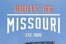 Missouri // Travel & Vacation Guide & Ideas