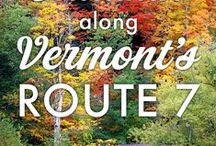 Vermont // Travel & Vacation Guide & Ideas