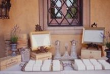 Super Specialty Tables / Escort Card Tables, Welcome Tables, Gift Tables, and more!