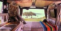 N O M A D I C / Airstream, tiny houses, scamp and travel trailers. Life on the road - the inside and outside.