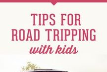 Road Trip Hacks, Tips & Tricks / You can pull off the greatest road trip ever, and these time-, money-, and headache-saving hacks can help!