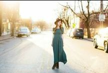 Fall/ Winter Style / by Anna Arnold