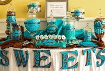 PARTY DECORATING IDEAS / Birthdays, weddings, and shower decorating ideas / by Rainy Rawls Century 21 Realty Partners