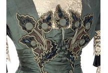 Belle Époque Fashion / Edwardian and Belle Époque dress and fashion.