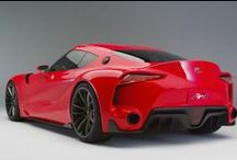 Favorite Cars / Beautiful automobiles that appeal to me / by Jacqueline Owens