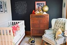 baby room / by Charity Jones