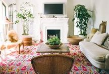 Studio Apartment Inspiration / by Justine Giles