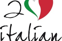 Italian Food / by Mara Graced