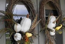 Thanksgiving Wreath / by Charity Jones