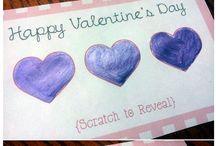 Valentine's Day / by Lauren Blackwell