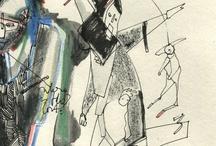 Clash. / Imaginaire clair-obscur et autres oxymores visuelles. / by Le Beau Parleur