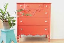 orange furniture inspiration
