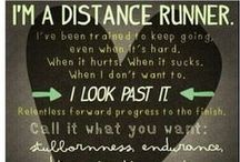 Running My Life / Long distance running....it's a lifestyle! / by Joni Bascle