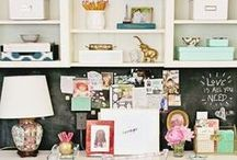 Style It - Home Office Design / Home Office Design and Organization