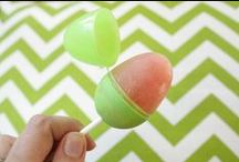 Easter / Easter themed crafts, DIY's, food recipes, for kids and adults. Colorful Easter egg coloring techniques and ideas, cute kids treats, and easy entertaining ideas