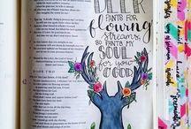 Me | Bible Journaling