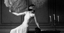 Art Deco Weddings / Art Deco inspired weddings with 1920s flair and inspiration from the Great Gatsby