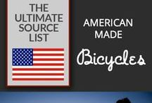 Made in the USA / The hubby and I are purchasing Made in the USA products when ever possible. Here are our favs!
