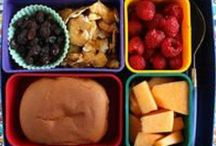 School Lunch/Snack / School lunch and healthy after school snack ideas and recipes