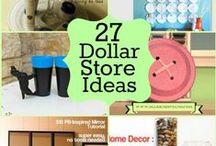 Craft Ideas/DIY Stuff / by Mary Jo Marick