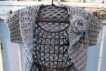 Hanker a Crochet - Garments