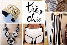 Tres Chic Favorites / Here are some of our favorites at Tres Chic!