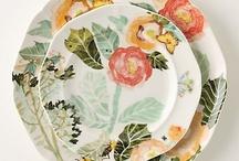 Dishes / by Sue Ballard