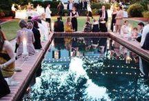 POOL DECO FOR WEDDING