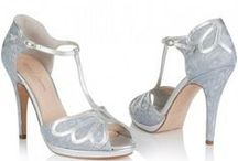 Fabulous Shoes / Great shoes to wear on your wedding day...and for many after.