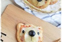 Foodimals / Fun Animal Shaped Foods