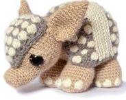 Yarn Stash Project Ideas / Knit and crochet patterns