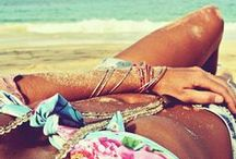 ☼ gypsy summer ☼ / Beach / Summer / Gypsy / Fun