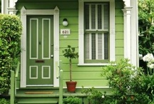 Small Houses / by Sue Ballard