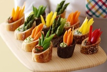 Appetizers, Party Food & Snacks! / by Tracy Bolek
