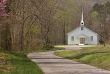 Churches / by Sue Ballard
