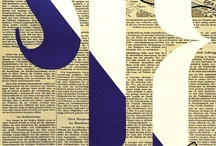 printing on letters / by Gea Zieverink