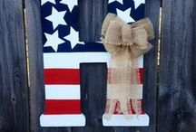 July 4th ideas / by Phyllis Hopper Coleman
