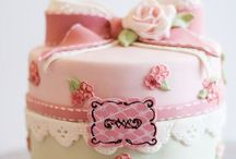Inspiration - Cakes / by Audrey Hart