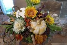 Thanksgiving Decor and More  / Ideas for your home for this fall season