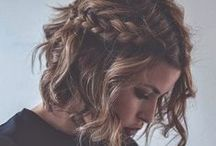 ☮ Boho Hair Syles ☮ / Natural boho hair styles
