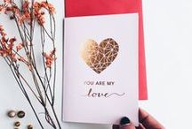 Gold Foil Art and Cards