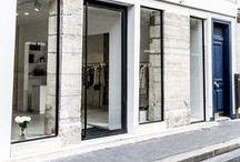 ANINE BING Stores / Antwerp Barcelona Berlin Los Angeles London Madrid New York Paris