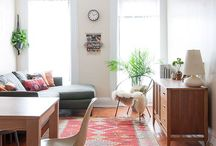 decor * living-rooms / by Claudia