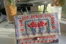 Crafts, cross stitch and embroidery