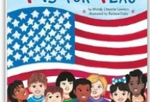 America Themed Learning Ideas / by Jessica