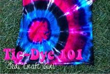 Hemming Family Tie Dye Party Continues!! / by Amanda Niederhauser/Jedi Craft Girl