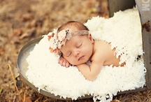 Babies<3 / Mostly just photography ideas for my neices & nephew <3