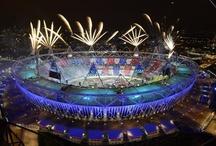 2012 London Olympics / Love Sports, love peace / by Tracy Sara