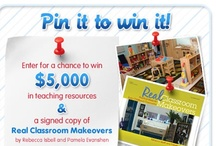 My kaplan classroom makeover / by Libby Erickson