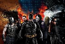 Marvel & DC ☺ / LOVE The Avengers & Batman♥
